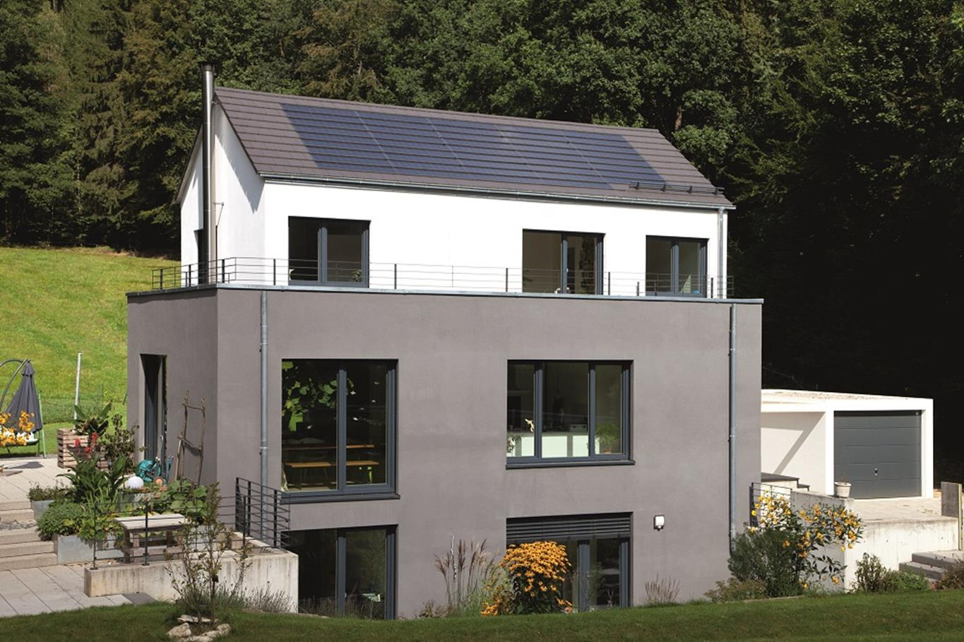 A family home in Deining Germany
