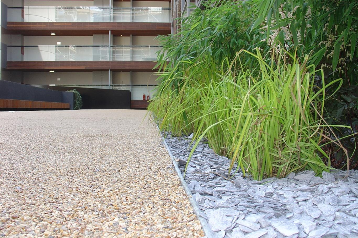 Creating a green haven for pioneering apartments