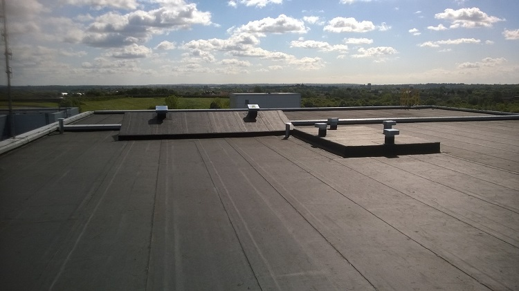 industrial membrane roof