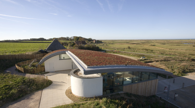 Green roof/solar solution