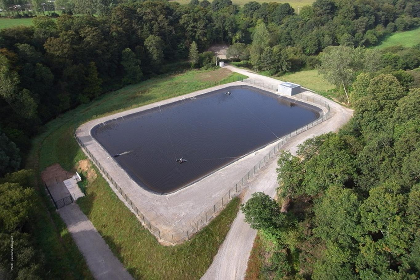 Landfill and ground waterproofing