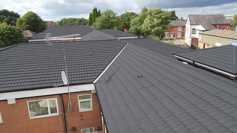 Metal Roof Tiles Commercial Metal Roofing Systems Bmi Group
